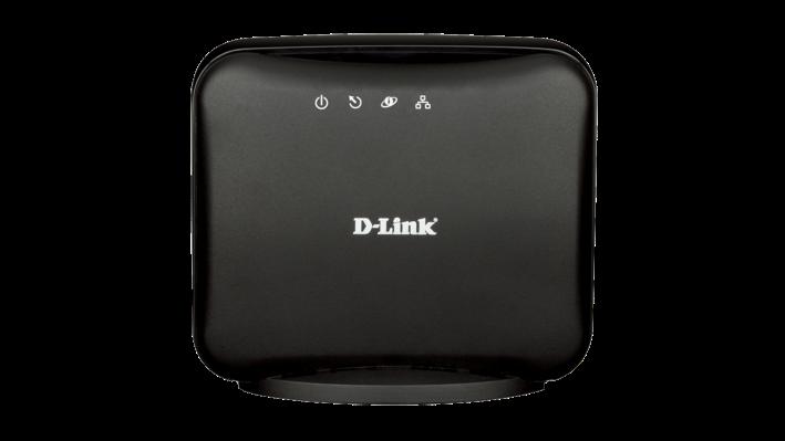 Router D-Link DSL-320B/EU WAN: 1xADSL fara WiFi