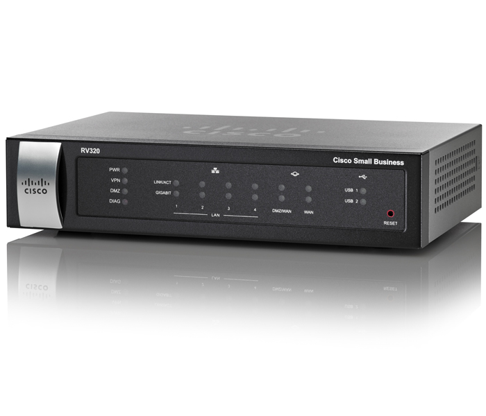 Router Cisco RV132W-E-K9-G5 WAN: 1xADSL WiFi: 802.11n-300Mbps