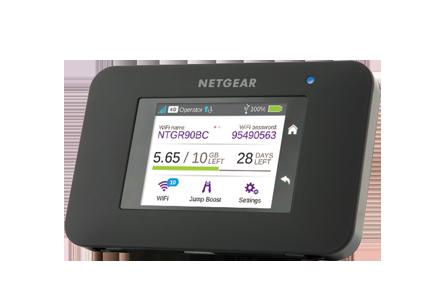 Router Netgear AC790 WAN: 1x3G/4G WiFi: 802.11ac-750Mbps