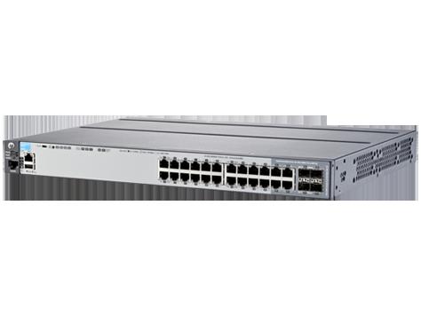 Switch HP ARUBA 2920 24G cu management fara PoE 20x1000Mbps-RJ45 + 4x1000Mbps-RJ45 (sau 4xSFP)