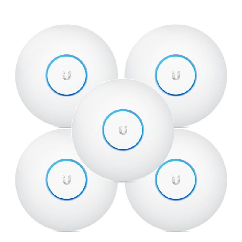 Acces Point Ubiquiti UAP-AC-LR-5 WiFi: 802.11ac frecventa: 2 4/5GHz - Dual radio cu alimentare PoE