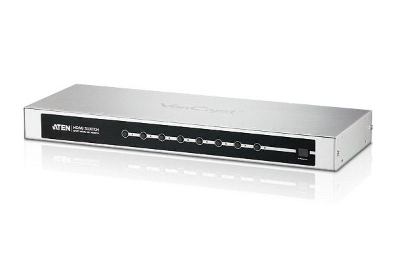 Switch KVM Aten VS0801H nr de calculatoare conectate: 8 rezolutie: 2560 x 1600