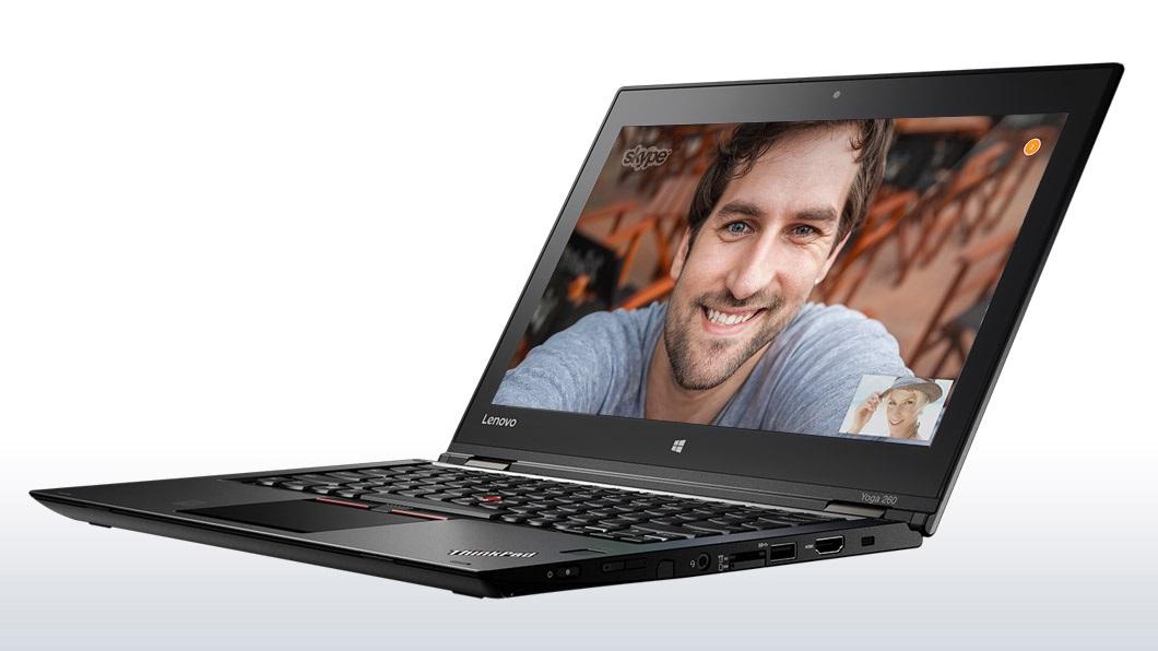 Ultrabook Lenovo ThinkPad Yoga 260 12.5 Full HD Touch Intel Core i5-6200U RAM 8GB SSD 256GB Windows 10 Pro