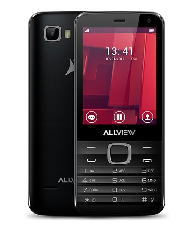 Telefon Mobil Allview H3 Join Single SIM Black