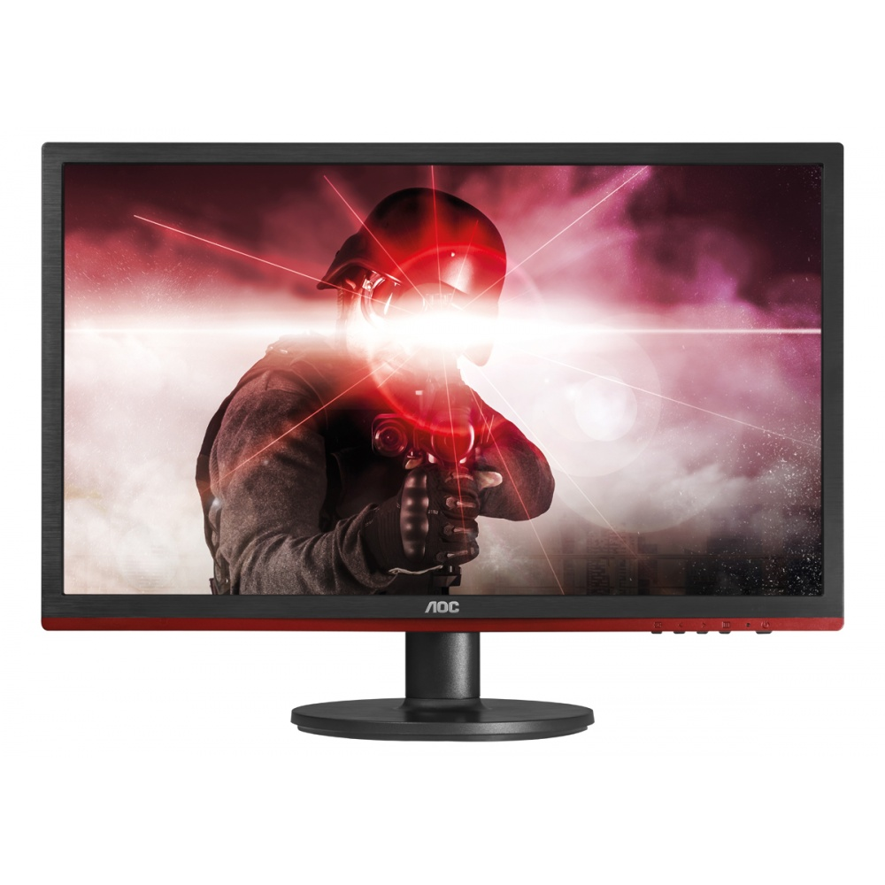 Monitor LED AOC G2260VWQ6 21.5 1ms 16:9 Full HD D-Sub HDMI DisplayPort