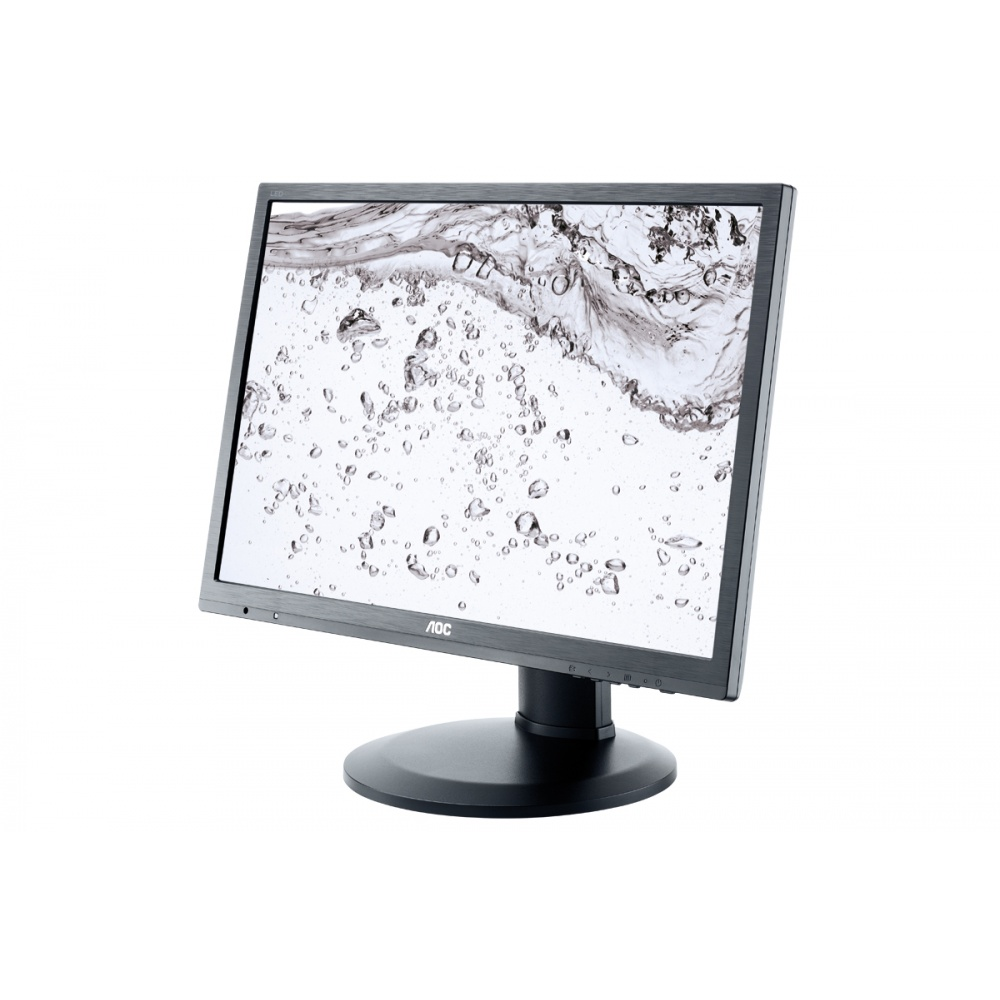 Monitor LED AOC M2060PWDA2 19.5 5ms Full HD D-Sub DVI Negru