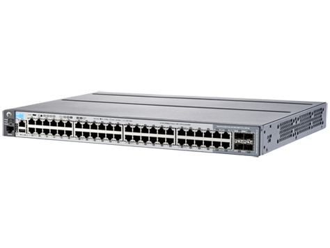 Switch HP Aruba 2920 48G cu management fara PoE 48x1000Mbps-RJ45 + 4x1000Mbps (2xSFP+)