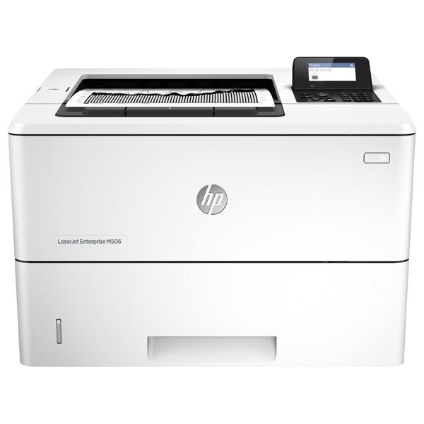 Imprimanta Laser HP LaserJet Managed M506dnm