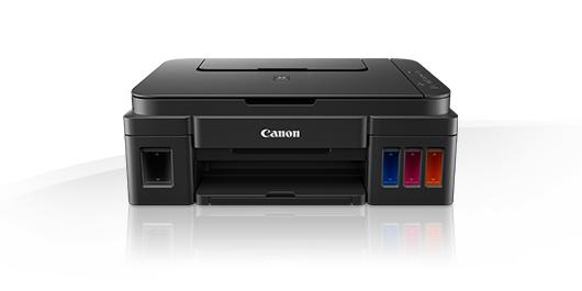 Multifunctional Inkjet Color Canon PIXMA G2400 CISS