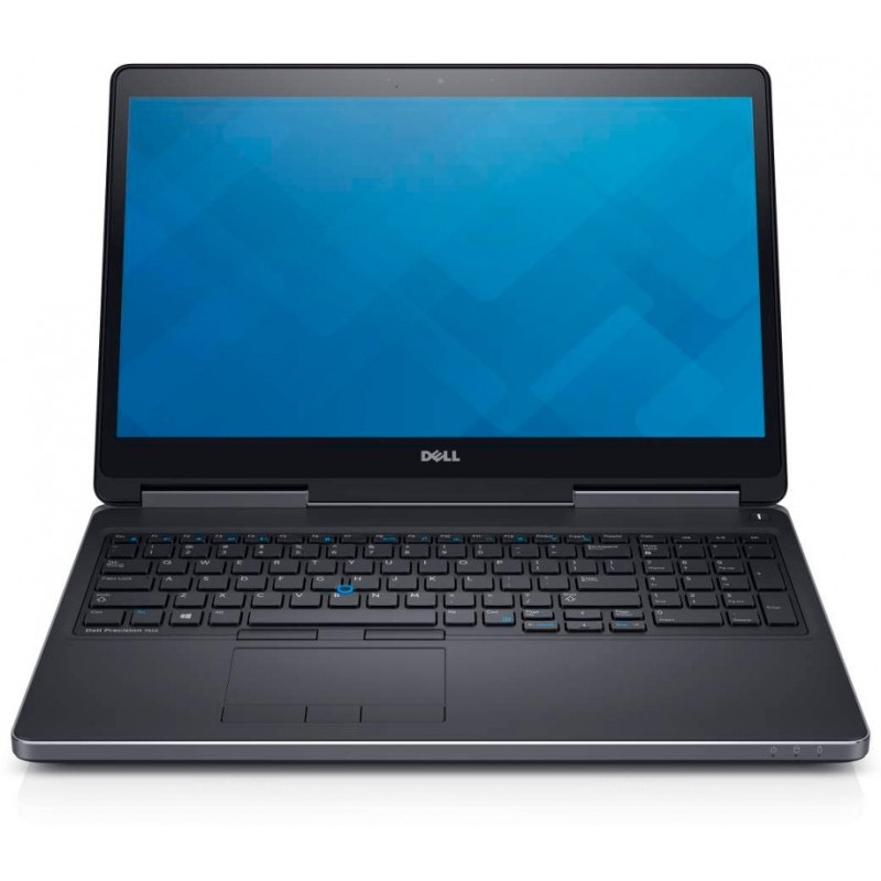 Notebook Dell Precision 7510 15.6 Full HD Intel Xeon E3-1535M v5 M2000M-4GB RAM 16GB HDD 1TB + SSD 256GB Windows 7 Pro / 10