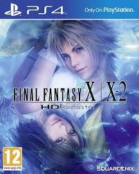 Final Fantasy X/X-2 HD Remastered PS4
