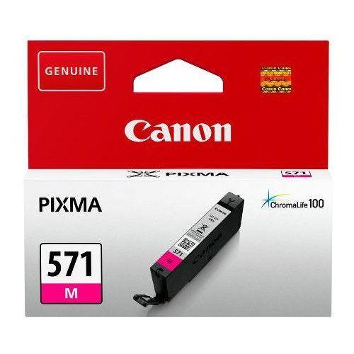 Cartus Inkjet Canon CLI-571M Magenta