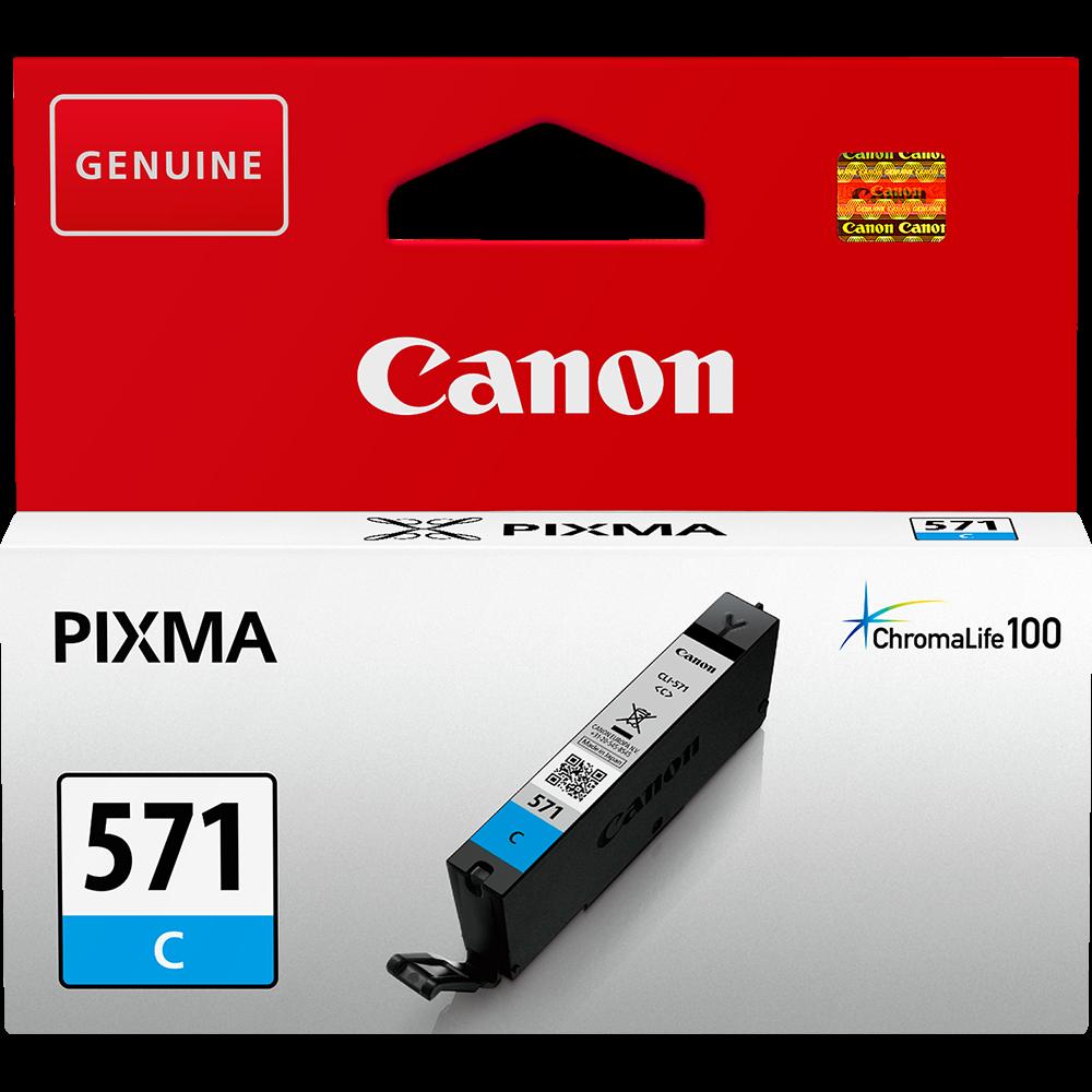 Cartus Inkjet Canon CLI-571C Cyan
