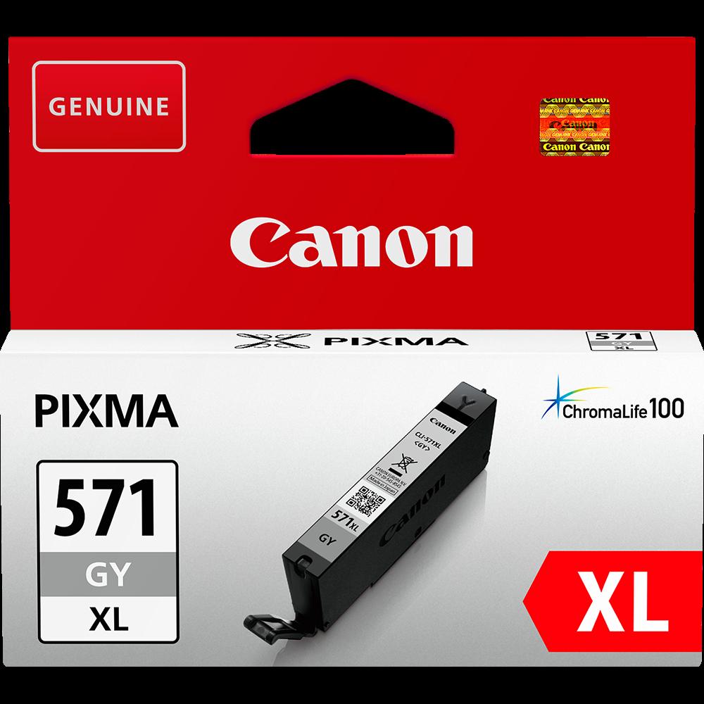 Cartus Inkjet Canon CLI-571XLGY Grey XL