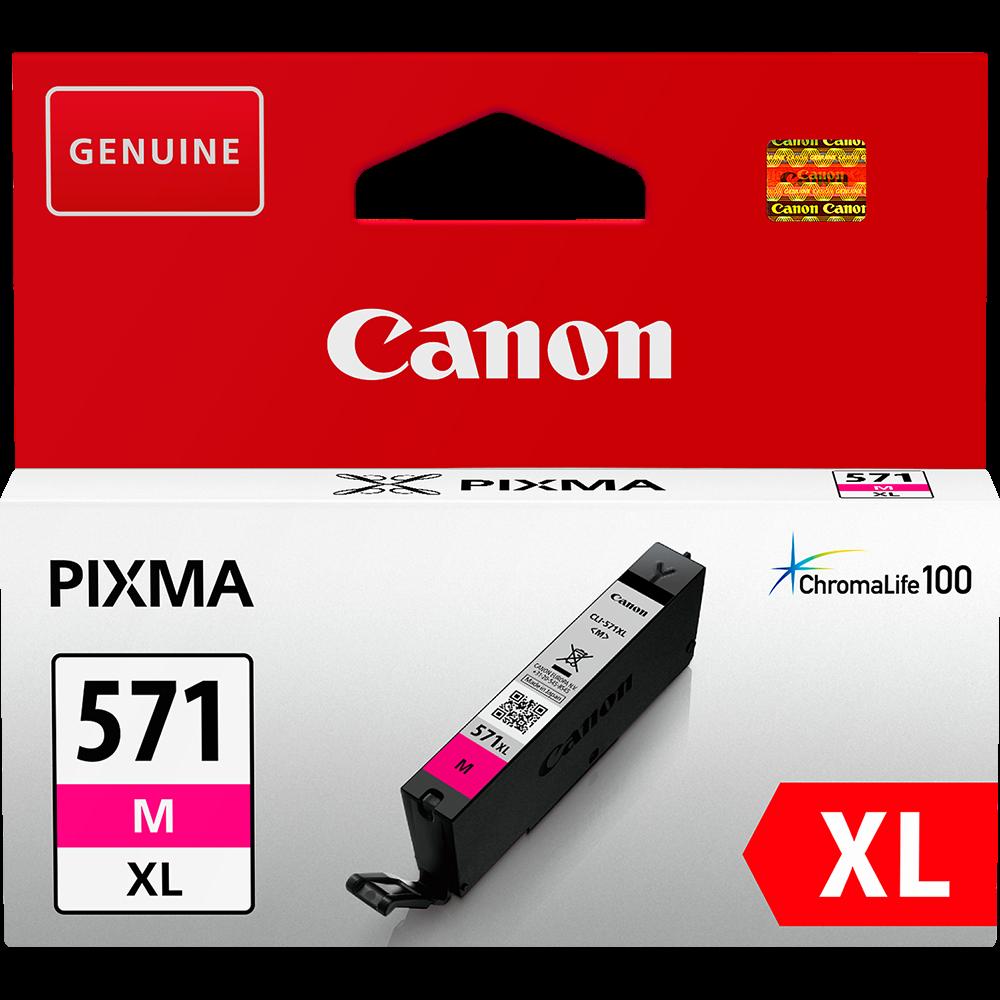 Cartus Inkjet Canon CLI-571XLM Magenta XL