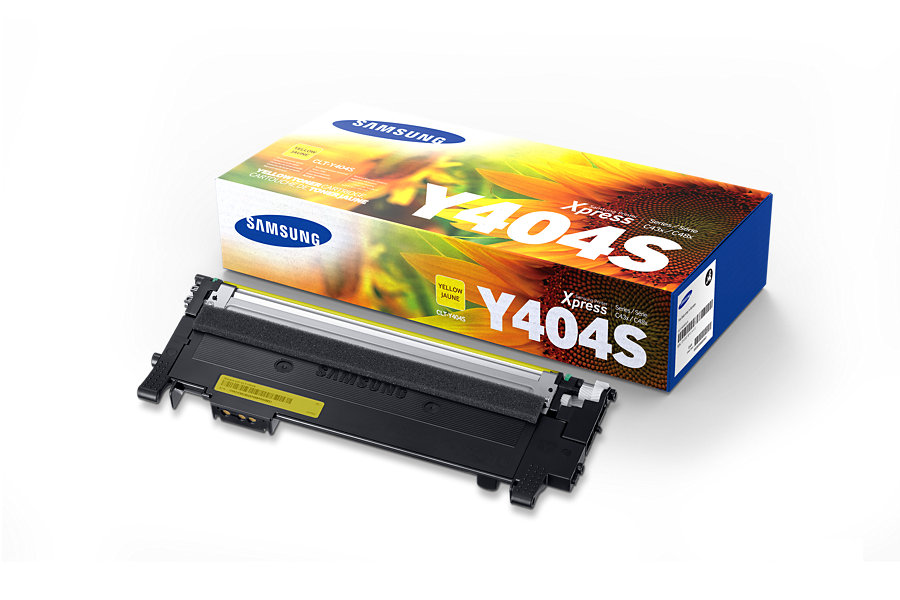 Toner Samsung CLT-Y404S Yellow
