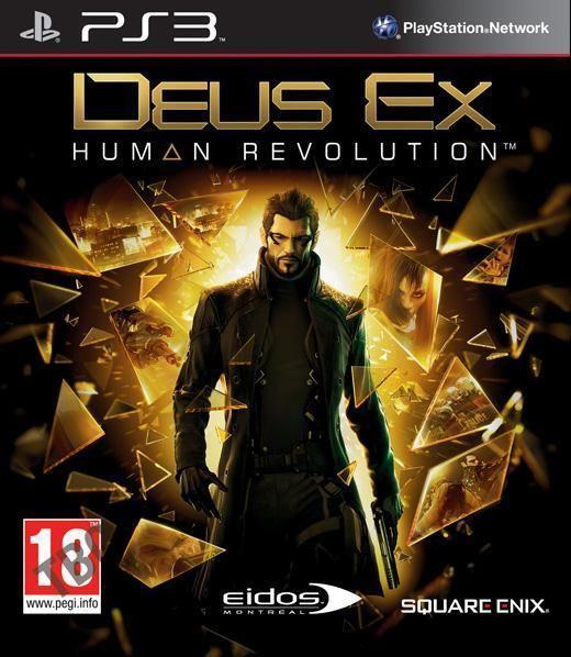 Deus Ex Human Revolution Essentials PS3