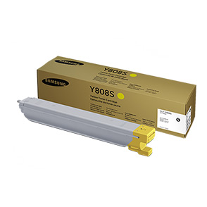 Toner Samsung CLT-Y808S Yellow
