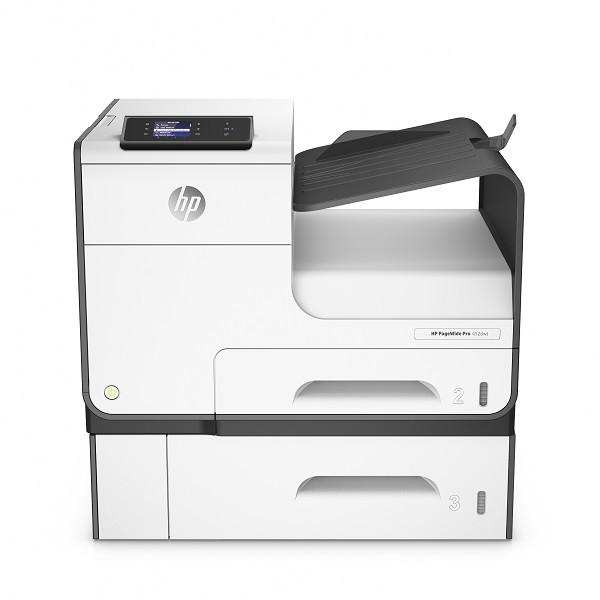 Imprimanta Inkjet HP PageWide Pro 452dwt