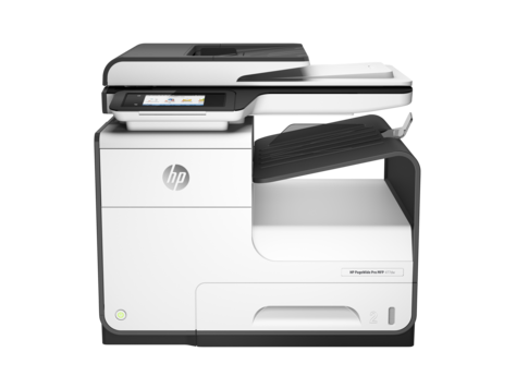 Multifunctional Inkjet HP PageWide Pro 477dw