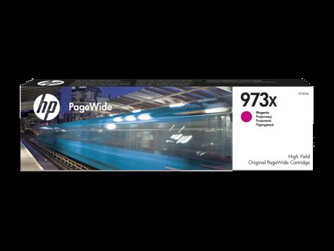 Cartus Inkjet HP 973X PageWide Magenta 7K