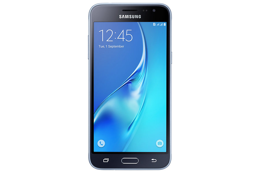 Telefon Mobil Samsung Galaxy J3 8GB Dual SIM 4G Black