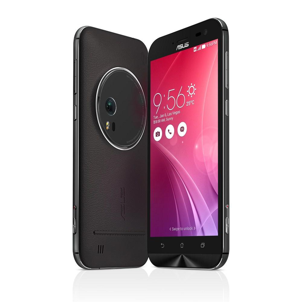 Telefon Mobil Asus ZenFone Zoom ZX551ML 64GB Flash Single SIM 4G Black DESIGILAT