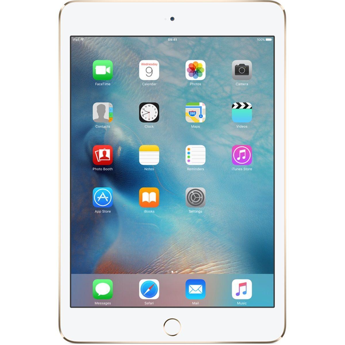 Tableta Apple Ipad Mini 4 WiFi + 4G 128GB Gold