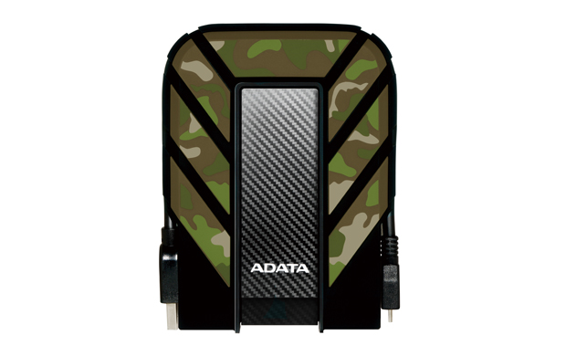 Hard Disk Extern A-Data HD710M Camouflage 1TB USB 3.0