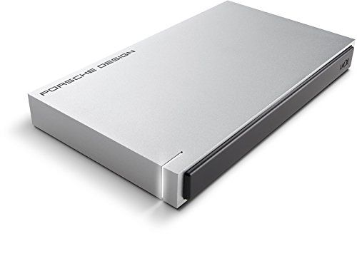 Hard Disk Extern LaCie Porsche Design P9223 for MAC 8TB USB 3.0 2.5