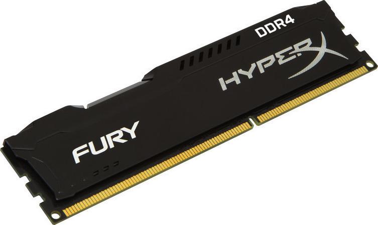 Memorie Desktop Kingston HyperX FURY HX424C15FB2/8 8GB DDR4 2400MHz