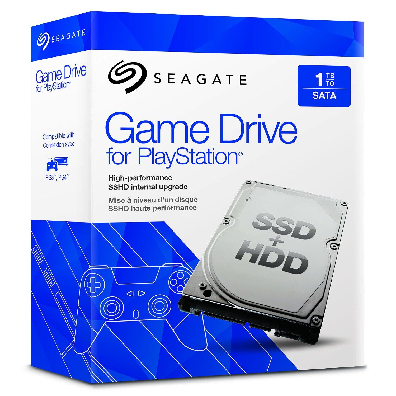 Hard Disk Desktop Seagate Game Drive 1TB pentru PlayStation