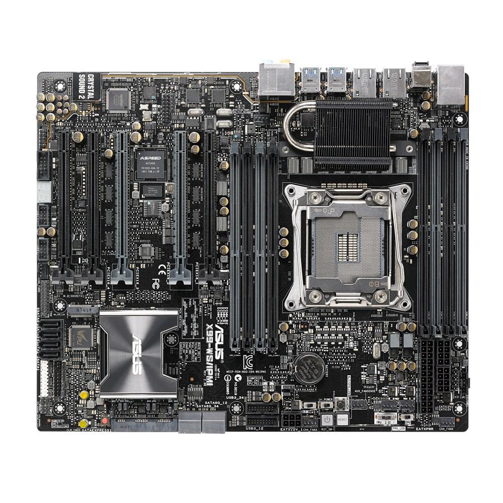 Placa de baza Asus X99-WS/IPMI Socket 2011-v3