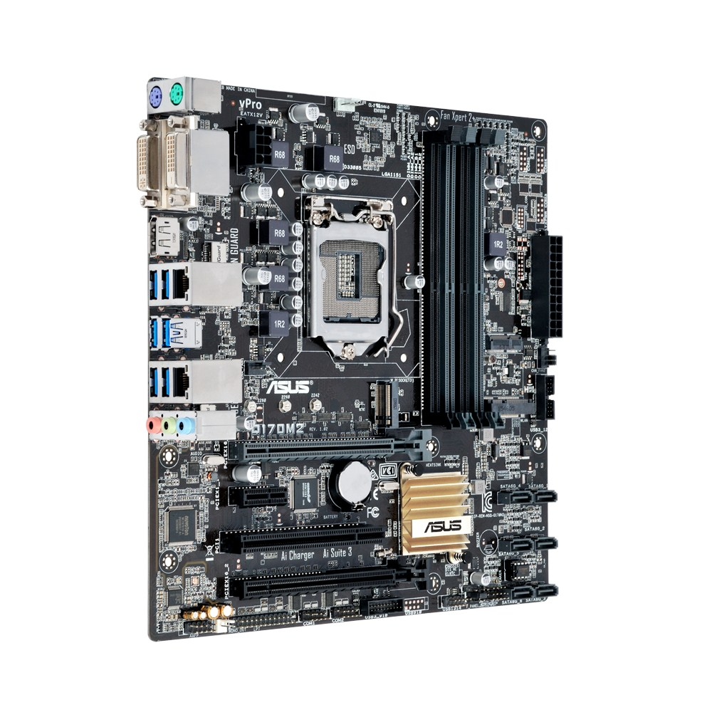 Placa de baza Asus Q170M2 Socket 1151