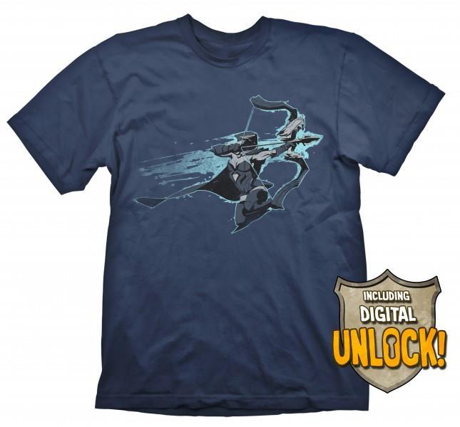 Tricou marimea L Dota 2 Drow Ranger + Cod Bonus