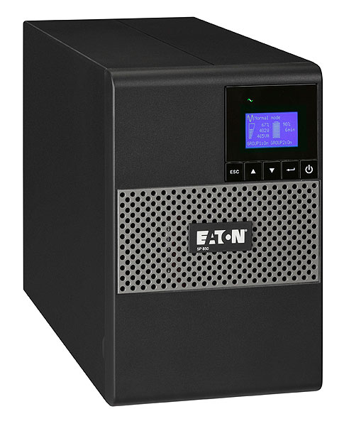 UPS Eaton 5P1150I 1150VA/770W Tower 8xIEC
