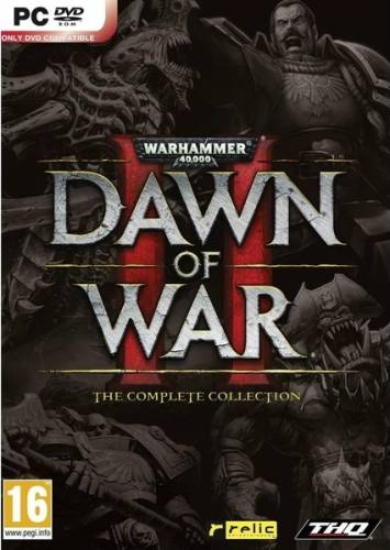 Dawn of War II Complete Collection PC