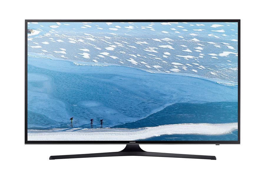 Televizor LED Samsung Smart TV UE55KU6072 55 4K Negru