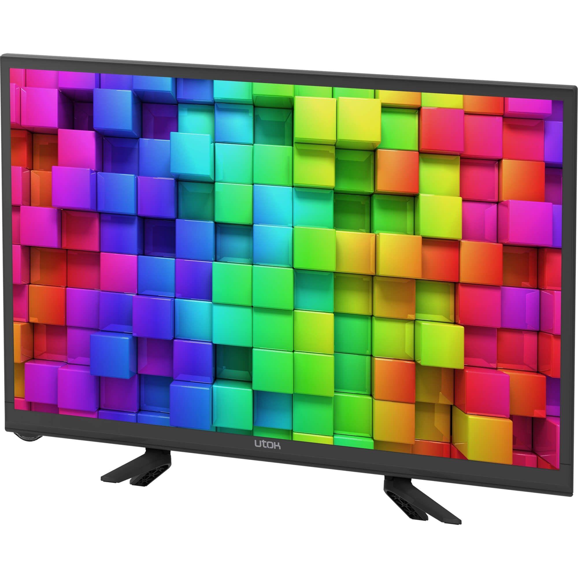 Televizor LED UTOK U24HD3 24 HD Ready Negru