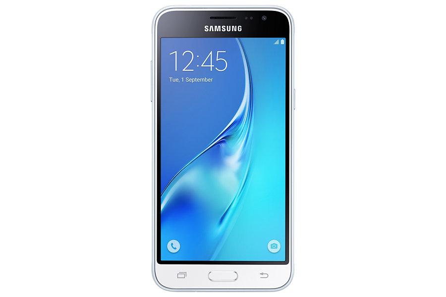 Telefon Mobil Samsung Galaxy J3 8GB Dual SIM 4G White