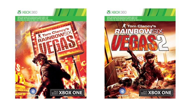 Rainbow Six Vegas 1 & 2 Compilation Xbox One