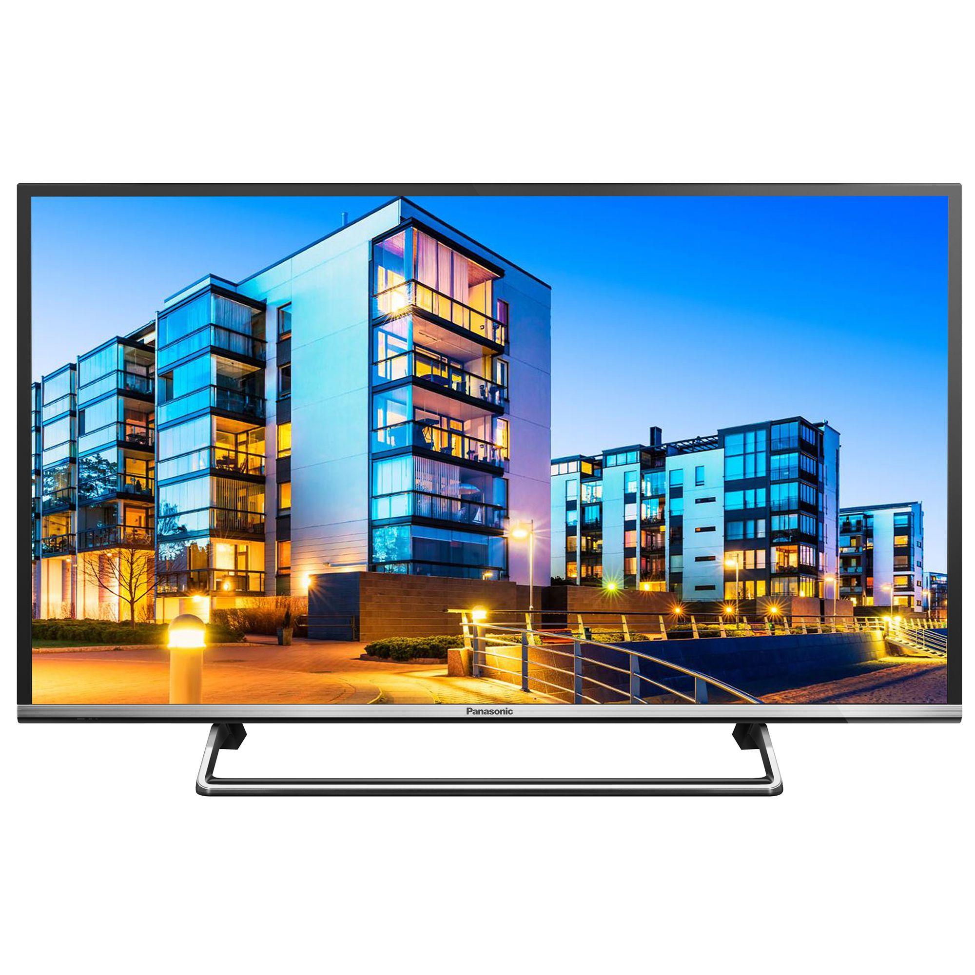 Televizor LED Panasonic VIERA Smart TV TX-49DS500E 49 Full HD Negru
