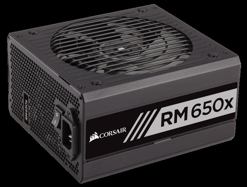 Sursa Corsair RM650x Modulara 650W