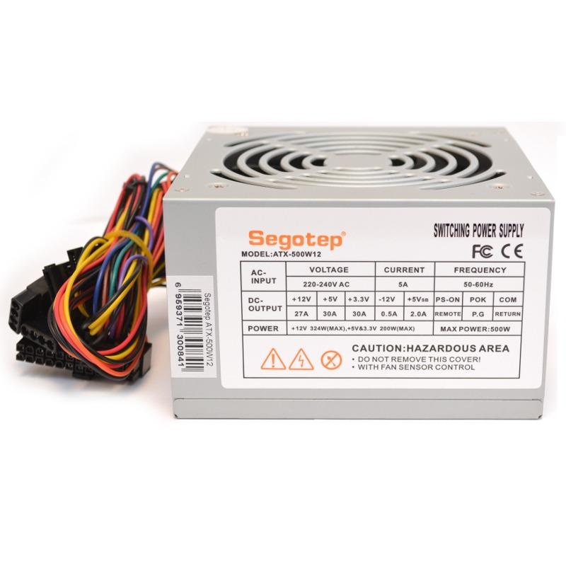 Sursa PC Segotep ATX-500W12 500W Bulk