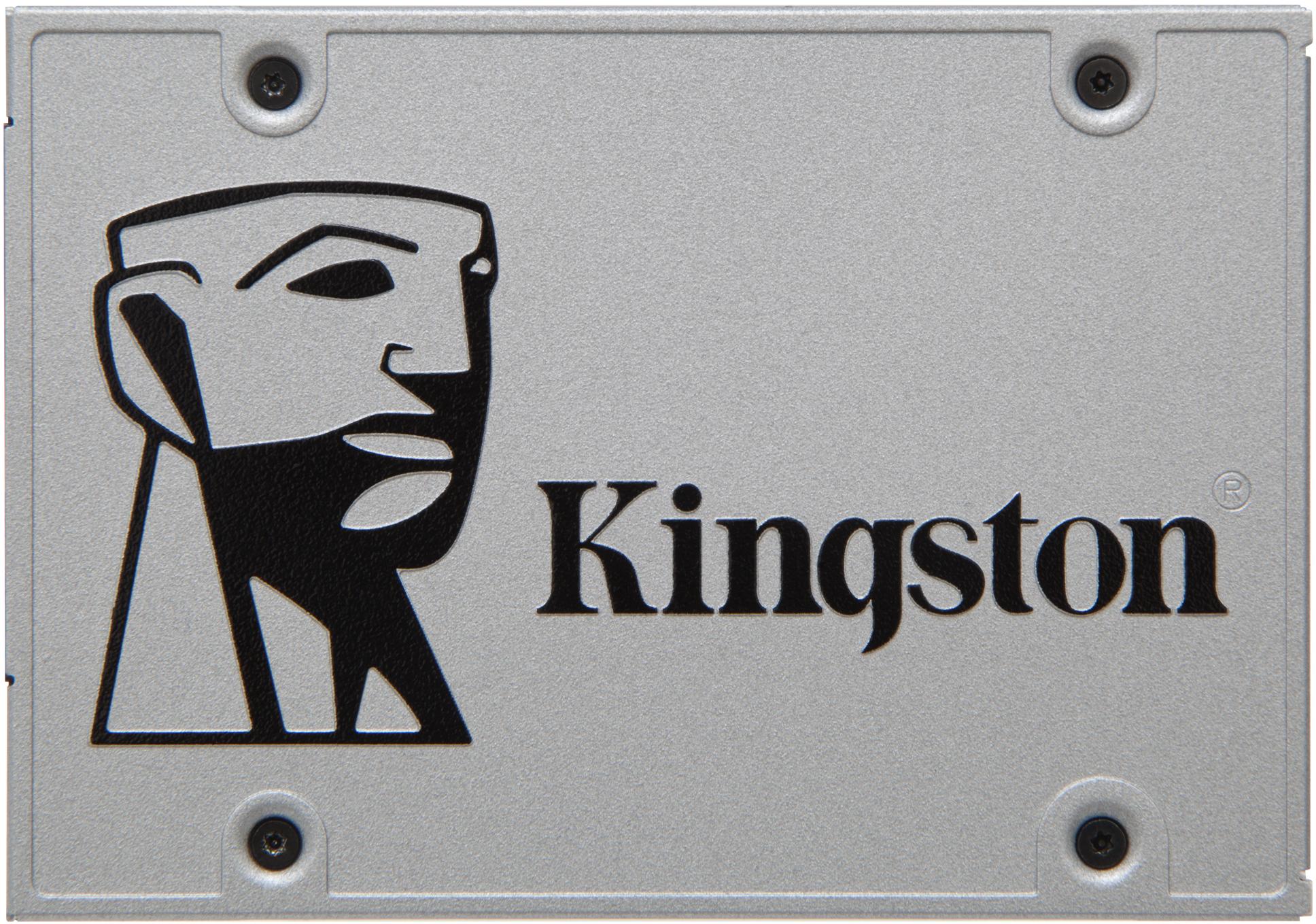 Hard Disk SSD Kingston SSDNow UV400 480GB 2.5 viteza citire/scriere - 550/500-MB/s