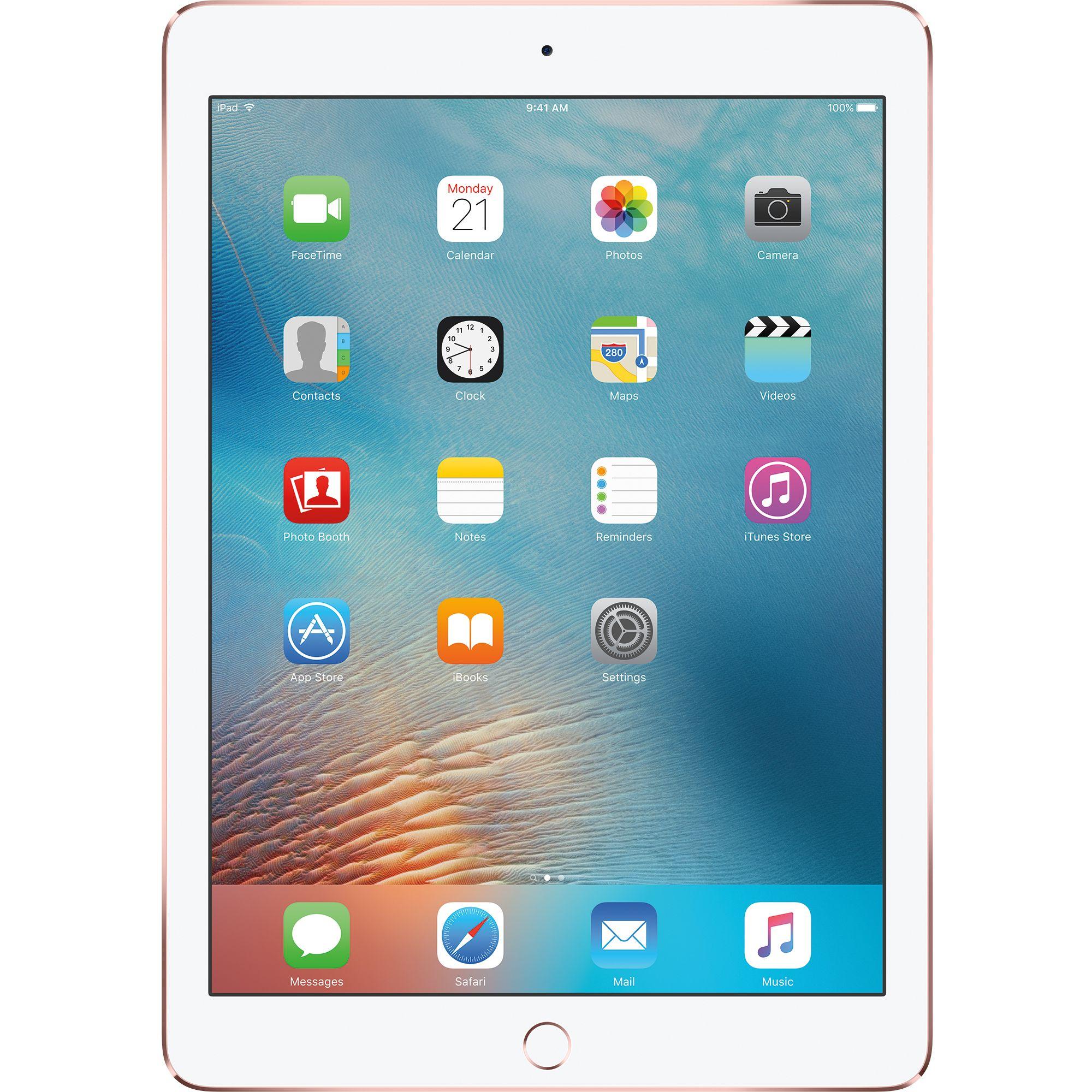 Tableta Apple iPad Pro 9.7 WiFi + 4G 32GB Rose Gold