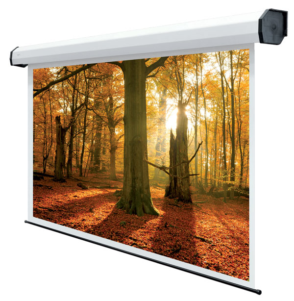 Ecran de proiectie Sopar Electric Lorenzo SP5180LO 1:1 180x180cm