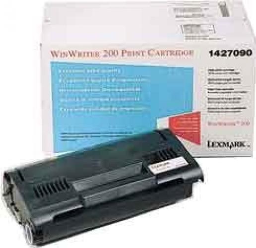 Cartus toner Lexmark Winwriter 200 Black 4500 pagini