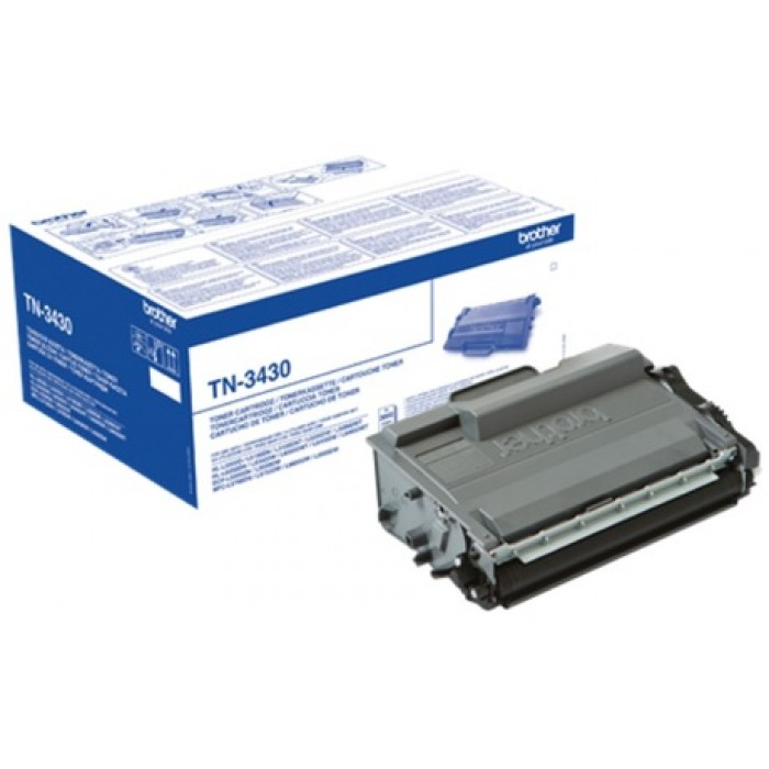 Cartus toner Brother TN-3430 Black 3000 pagini