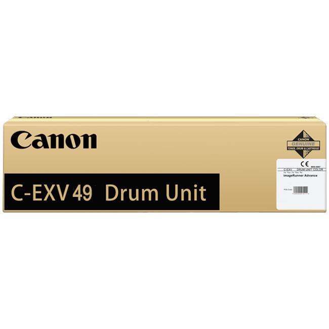 Unitate imagine Canon C-EXV49 Black 75000 pagini